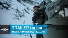 Mission: Impossible - Fallout (2018) oficiálny HD trailer #2 [SK TIT]