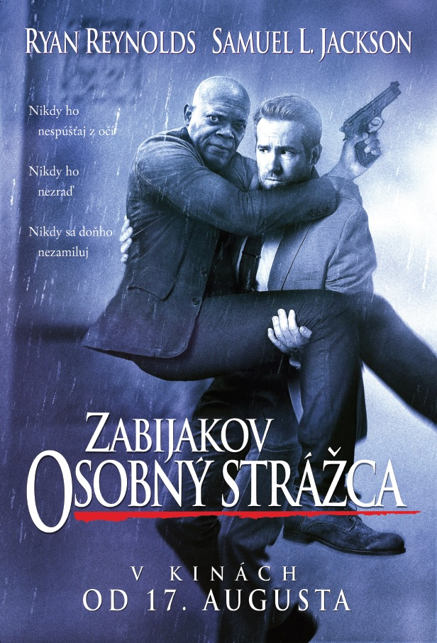 Re: Zabiják a bodyguard / The Hitman's Bodyguard (2017)