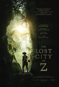 Stratené mesto Z