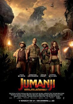 Jumanji: Vitajte v džungli