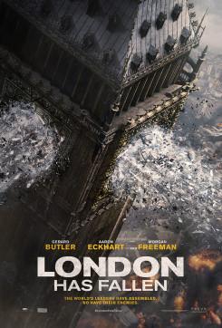 Londýn v plameňoch