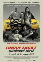 Logan Lucky: Miliónová lúpež