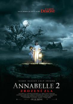 Annabelle 2: Zrodenie zla